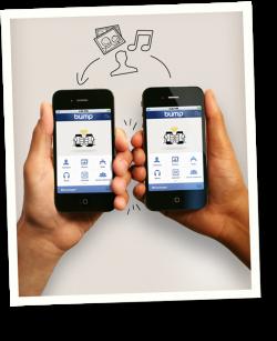 Шлёп! — целый набор новых приложений «Bump» для iPhone