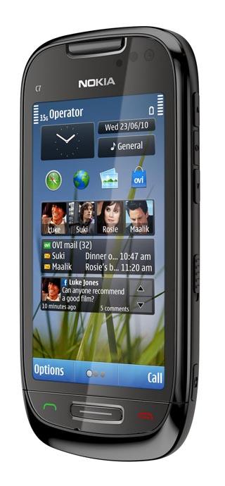 Новый телефон Nokia 700 Zeta с поддержкой NFC