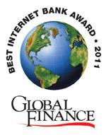 Альфа-Клик и Citibank признаны журналом Global Finance лучшими интернет-банками в России