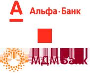 Альфа-Банк и МДМ Банк объединили свои банкоматы