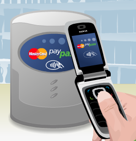 МТС и MasterCard будут вместе развивать бесконтактные платежи в России