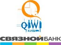 Пополнение счета в Связном Банке через QIWI